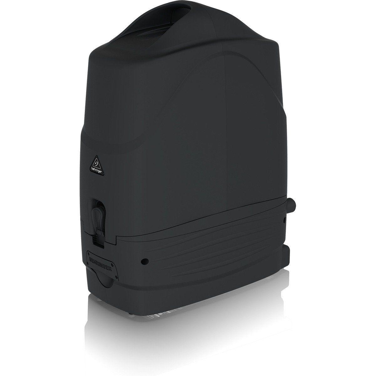Behringer EuroPort PPA2000BT Caixa de Som Acústica PPA2000BT com Mixer e Microfone