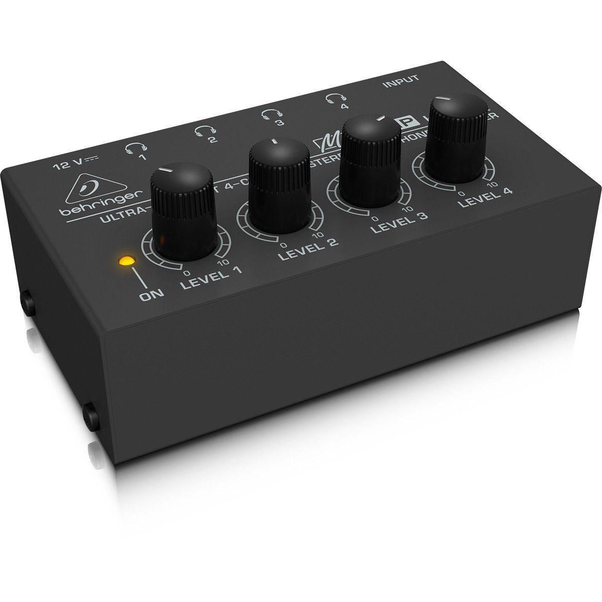 Behringer HA400 MicroAmp Amplificador HA400 MicroAmp 110V