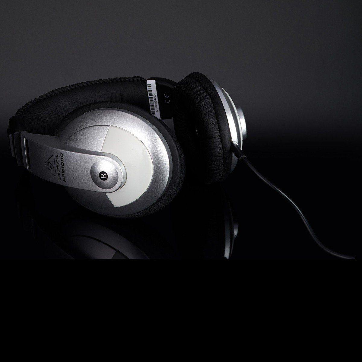 Behringer HPM1000 Fone de Ouvido HPM-1000 Fechado para Monitoramento e Gravação