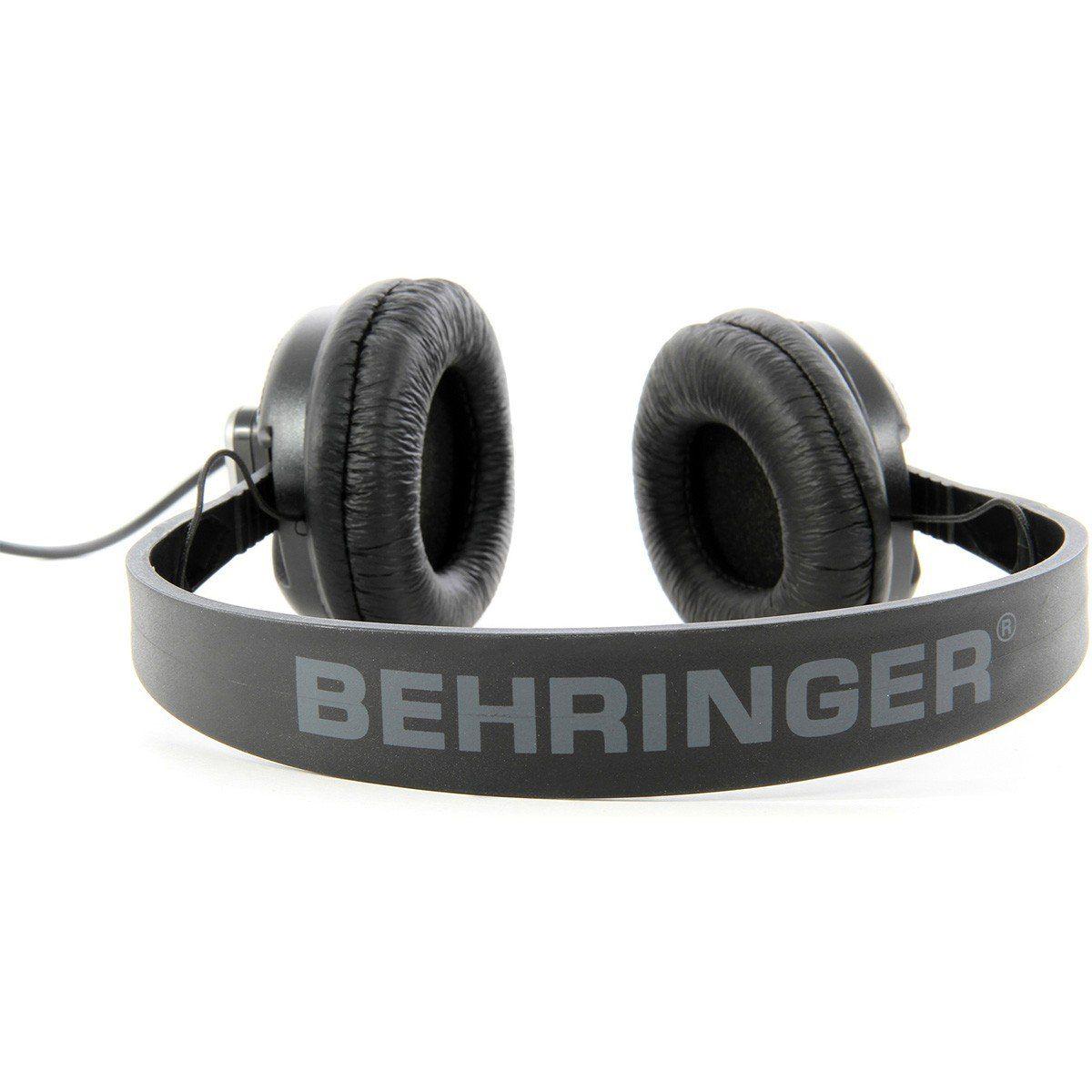 Behringer HPS5000 Fone de Ouvido HPS-5000 Fechado Profissional para Estúdio
