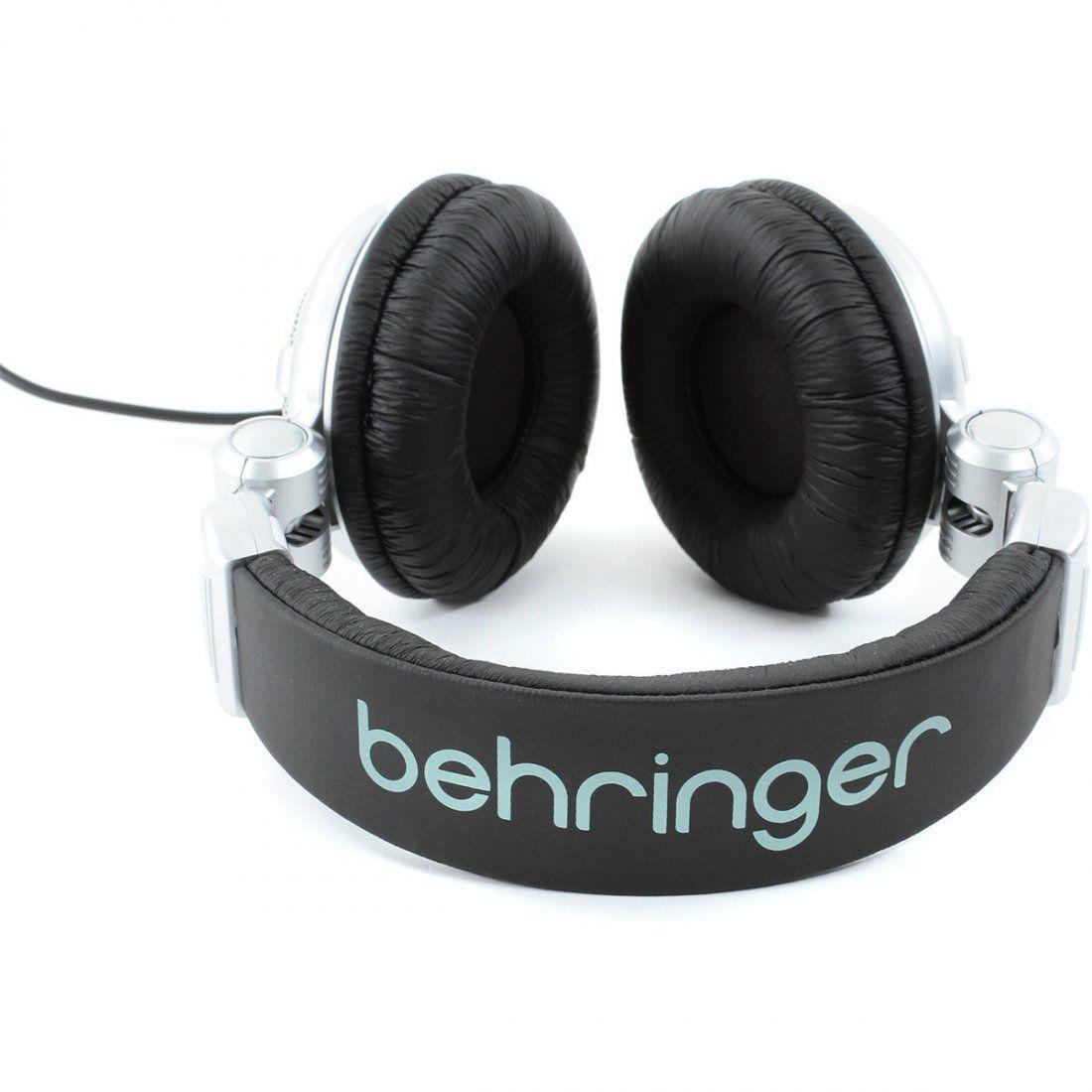 Behringer HPX-2000 Fone de Ouvido HPX2000 Semi-Fechado para Dj Profissional