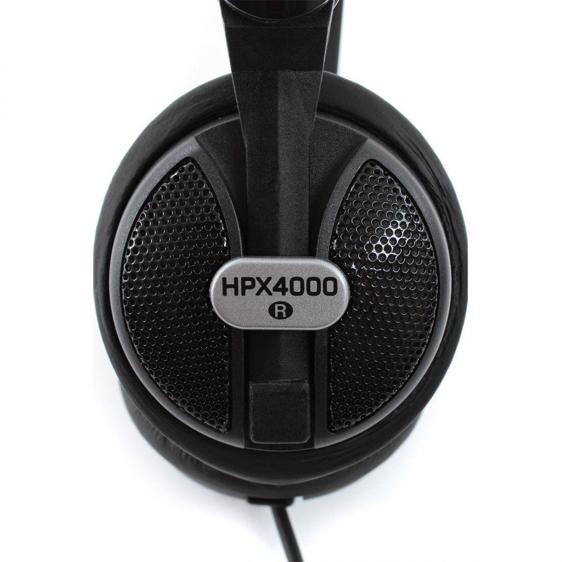 Behringer HPX4000 Fone de Ouvido HPX-4000 Semi- Aberto para Dj Profissional