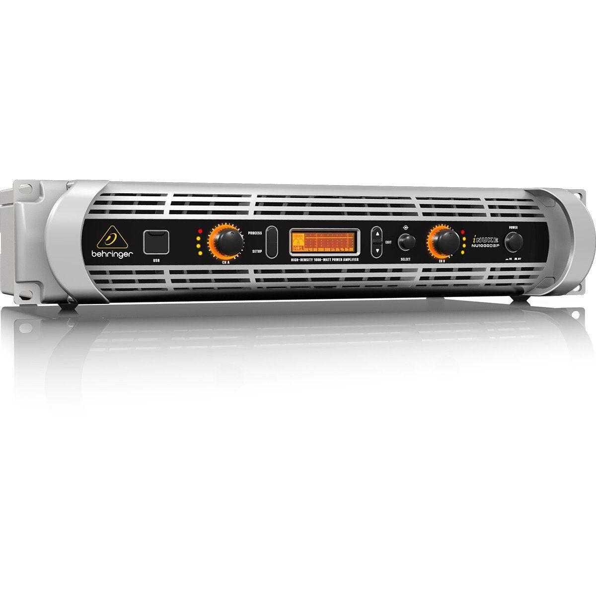 Behringer iNuke NU1000 Amplificador iNuke NU1000DSP 1000w