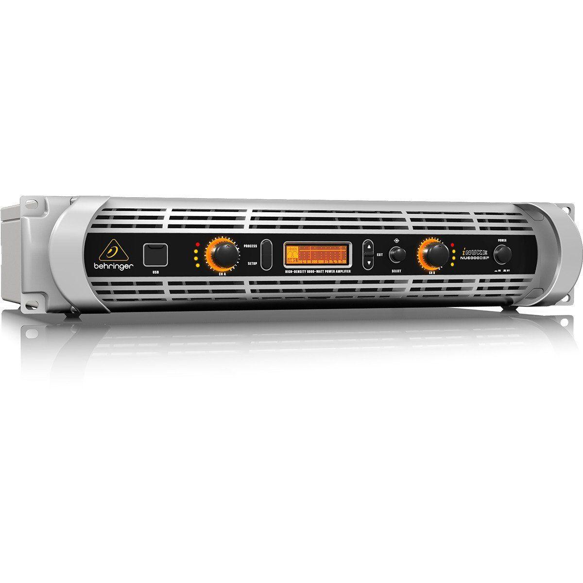 Behringer iNuke NU6000 Amplificador iNuke NU6000DSP 620W