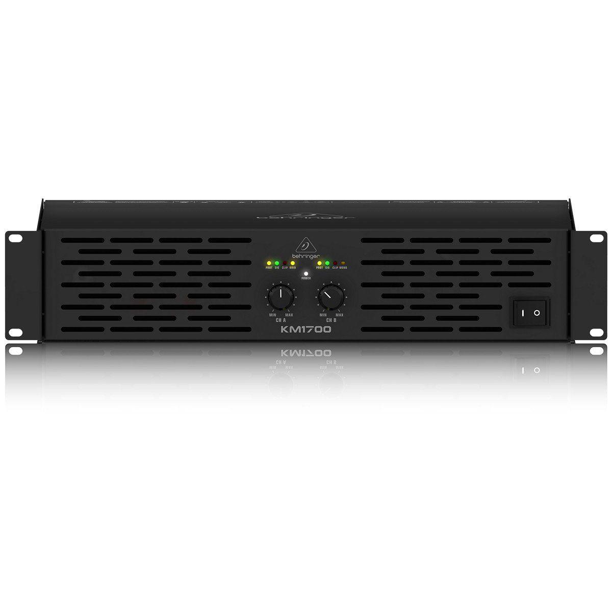 Behringer KM1700 Amplificador KM1700 1700W