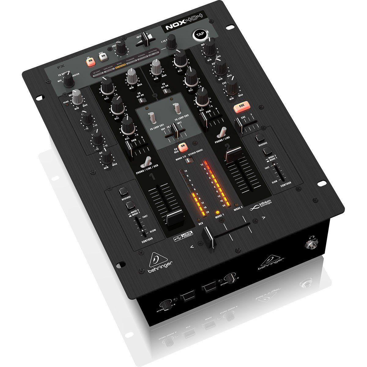 Behringer NOX404 Mixer Behringer NOX404 de 2 Canais
