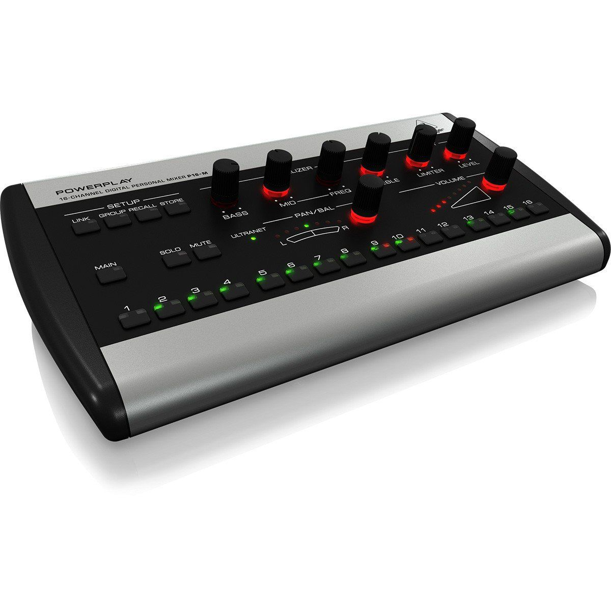 Behringer PowerPlay P16-M Mixer Pessoal Behringer PowerPlay P16M