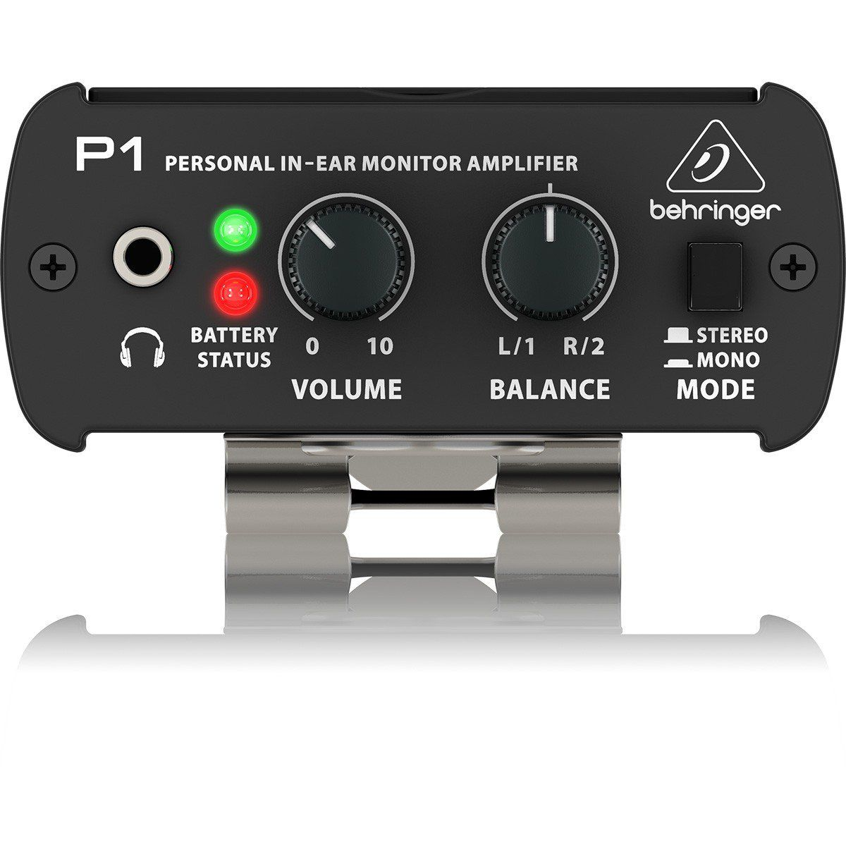 Behringer PowerPlay P1 Amplificador PowerPlay P1 com 2 Canais