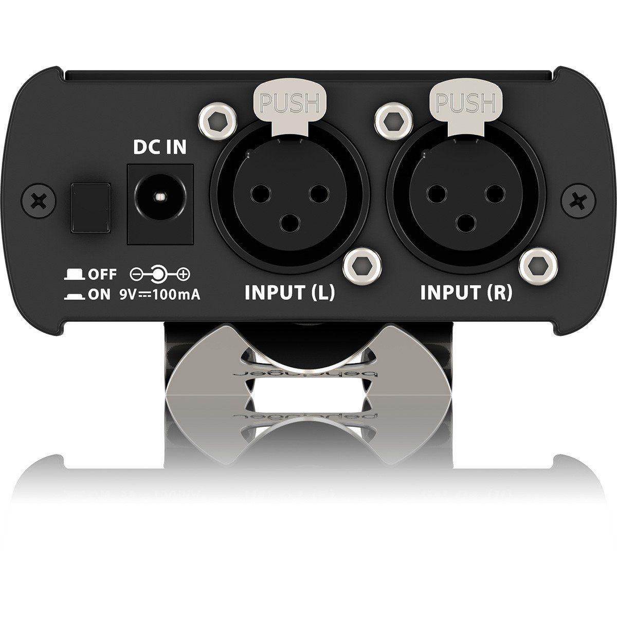 Behringer PowerPlay P1 Amplificador PowerPlay P1 com 2 Canais