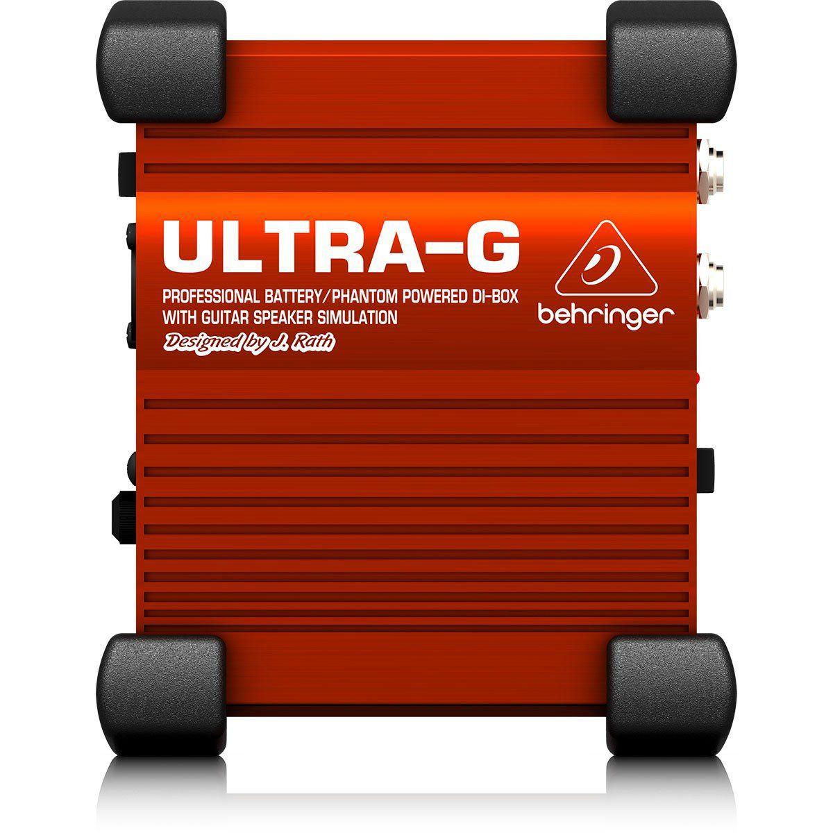 Behringer GI100 Ultra-G Direct Box Behringer GI100 UltraG