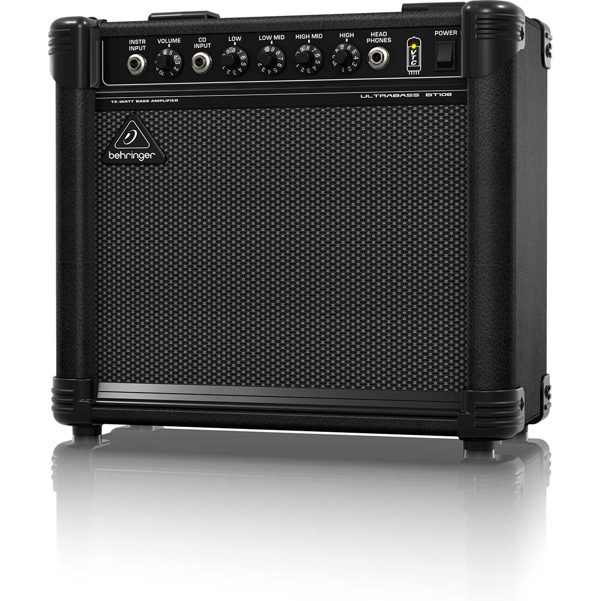 Behringer UltraBass BT108 Amplificador para Baixo Profissional e Iniciante