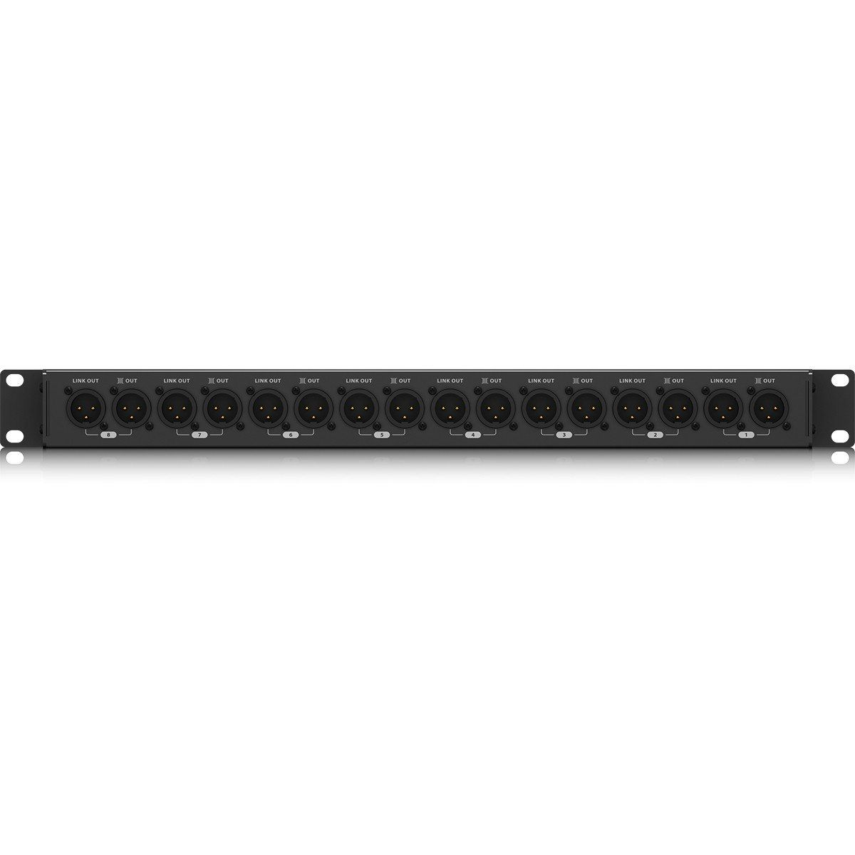 Behringer UltraLink MS8000 Amplificador UltraLink MS8000 8 Canais