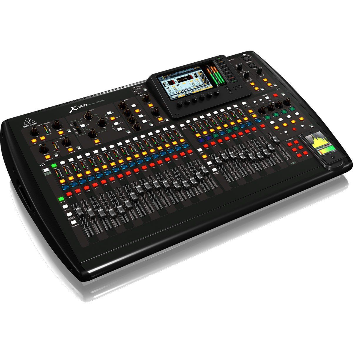 Usado - Behringer X32 Mesa de Som Digital para Aplicações Profissionais ao Vivo e Gravação
