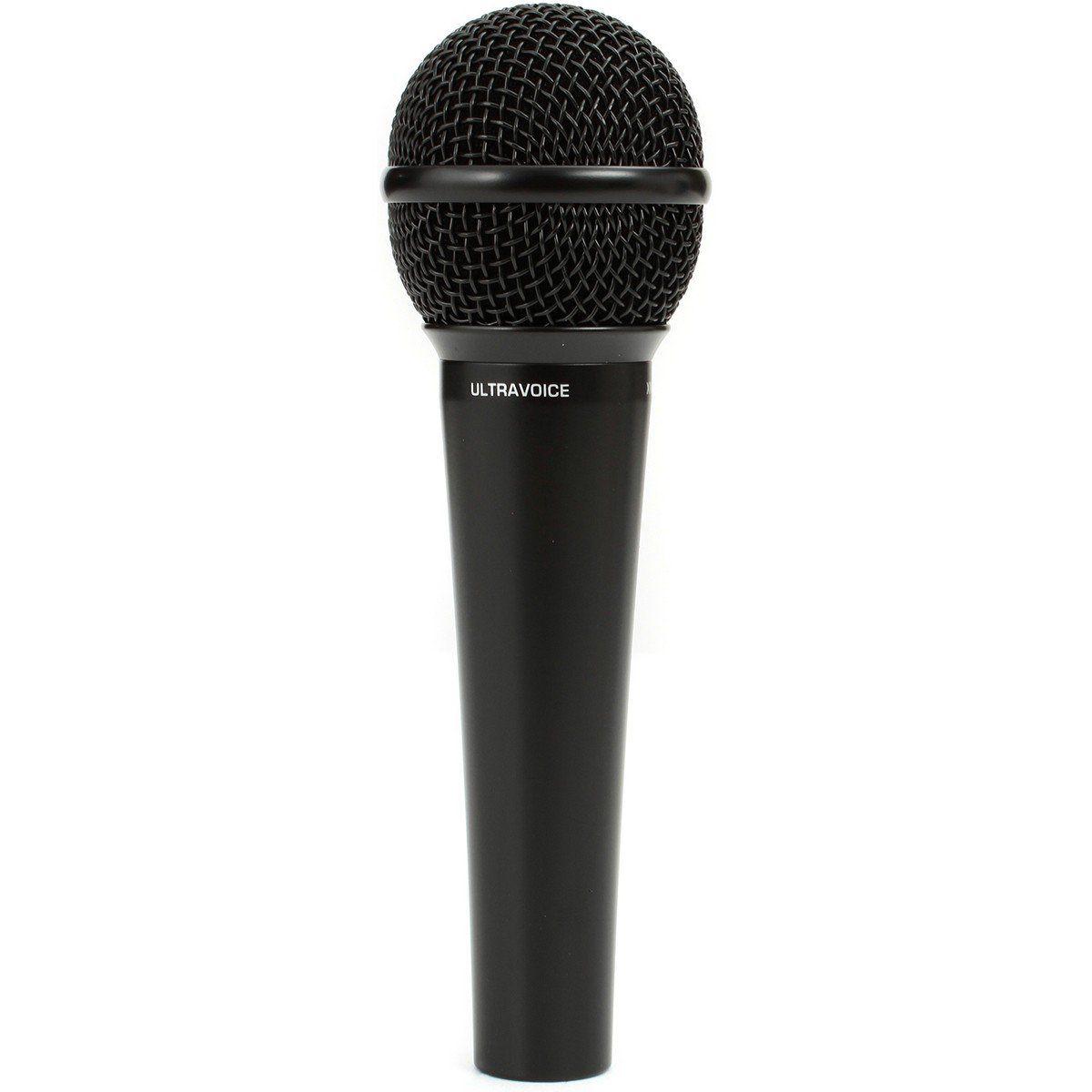 Behringer XM1800S Microfone Dinâmico Behringer-XM1800S para Gravação e Palco