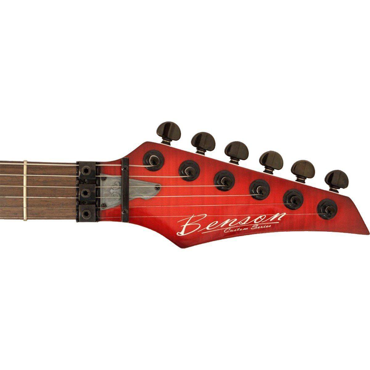 Benson Avenger-STX Guitarra para Profissionais e Apresentações