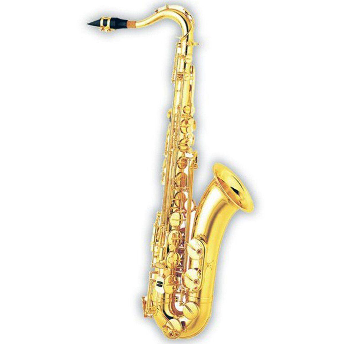 Benson BST-1 Saxofone Tenor com Afinação em Bb Sí Bemol
