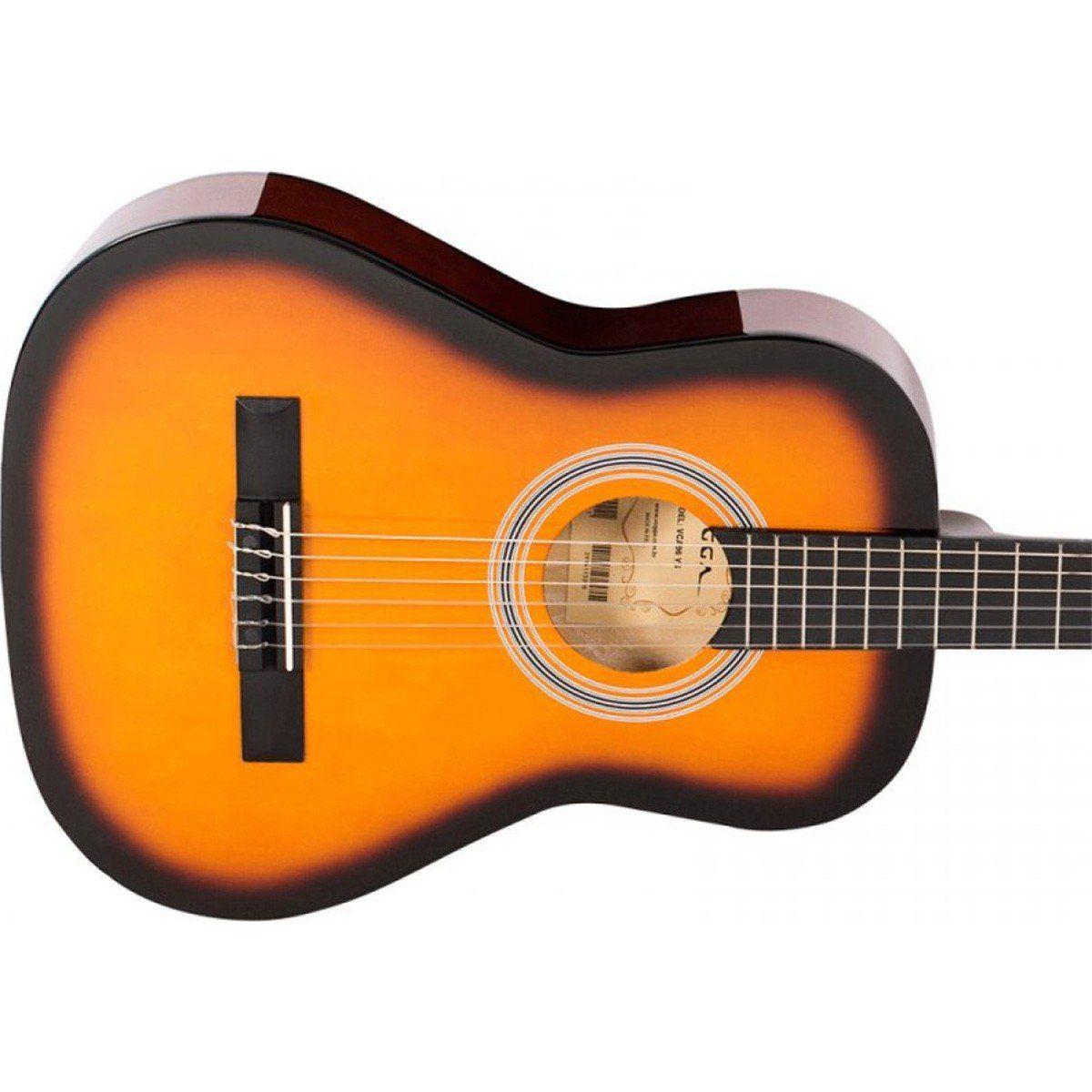 Boomer BOG-381 BS Violão para Iniciantes e Musica Clássica