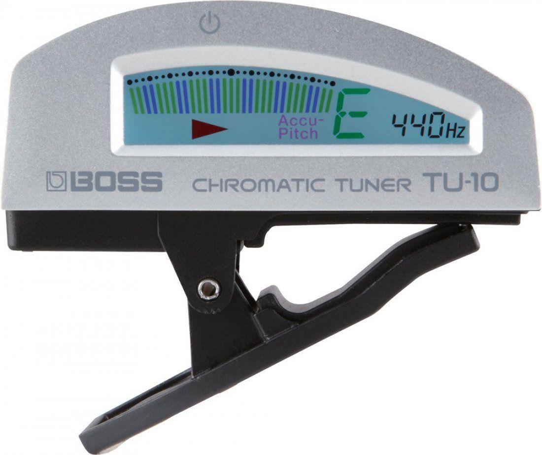Boss TU-10 Metrônomo e Afinador para Violões