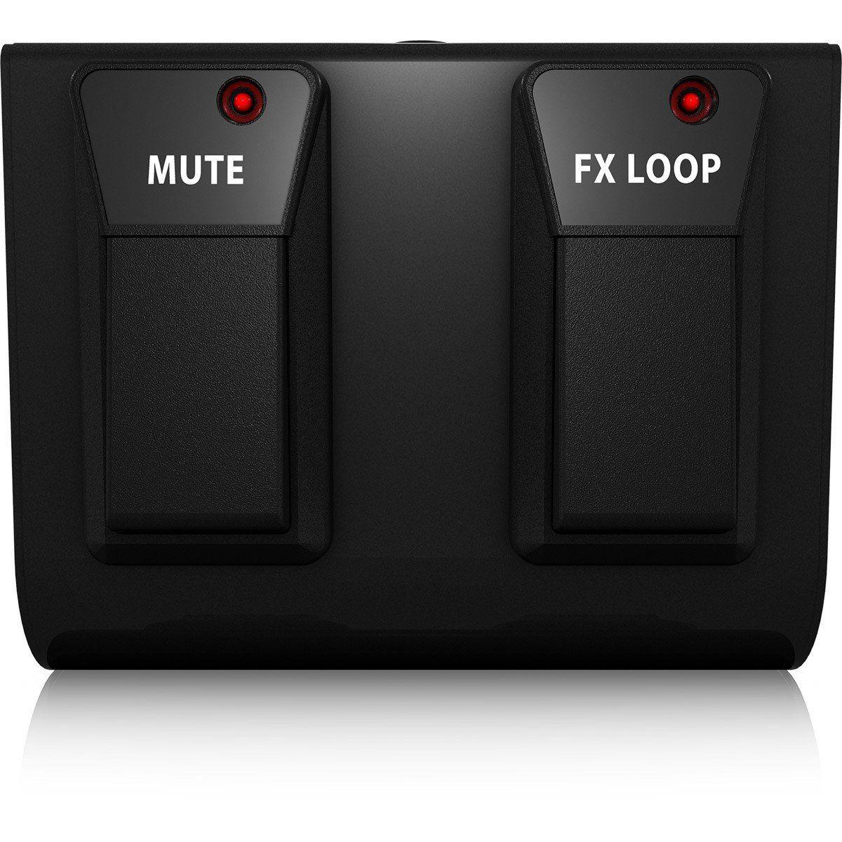 Bugera FSB102B FootSwitch Pedal para Amplificadores BXD ou Veyron