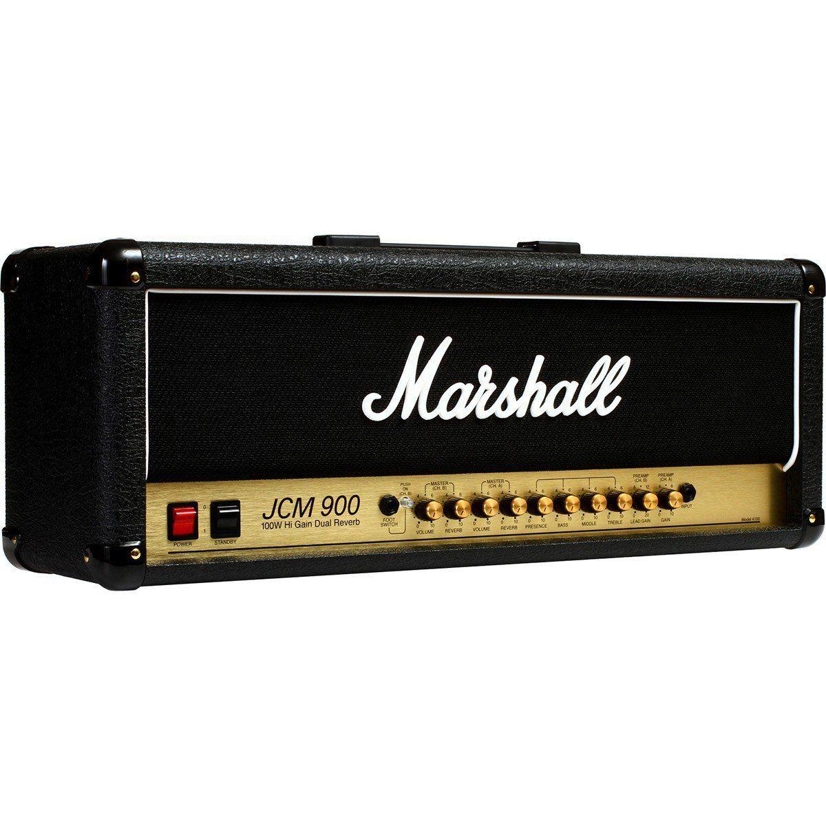 Marshall JCM900 Amplificador Cabeçote para Guitarra
