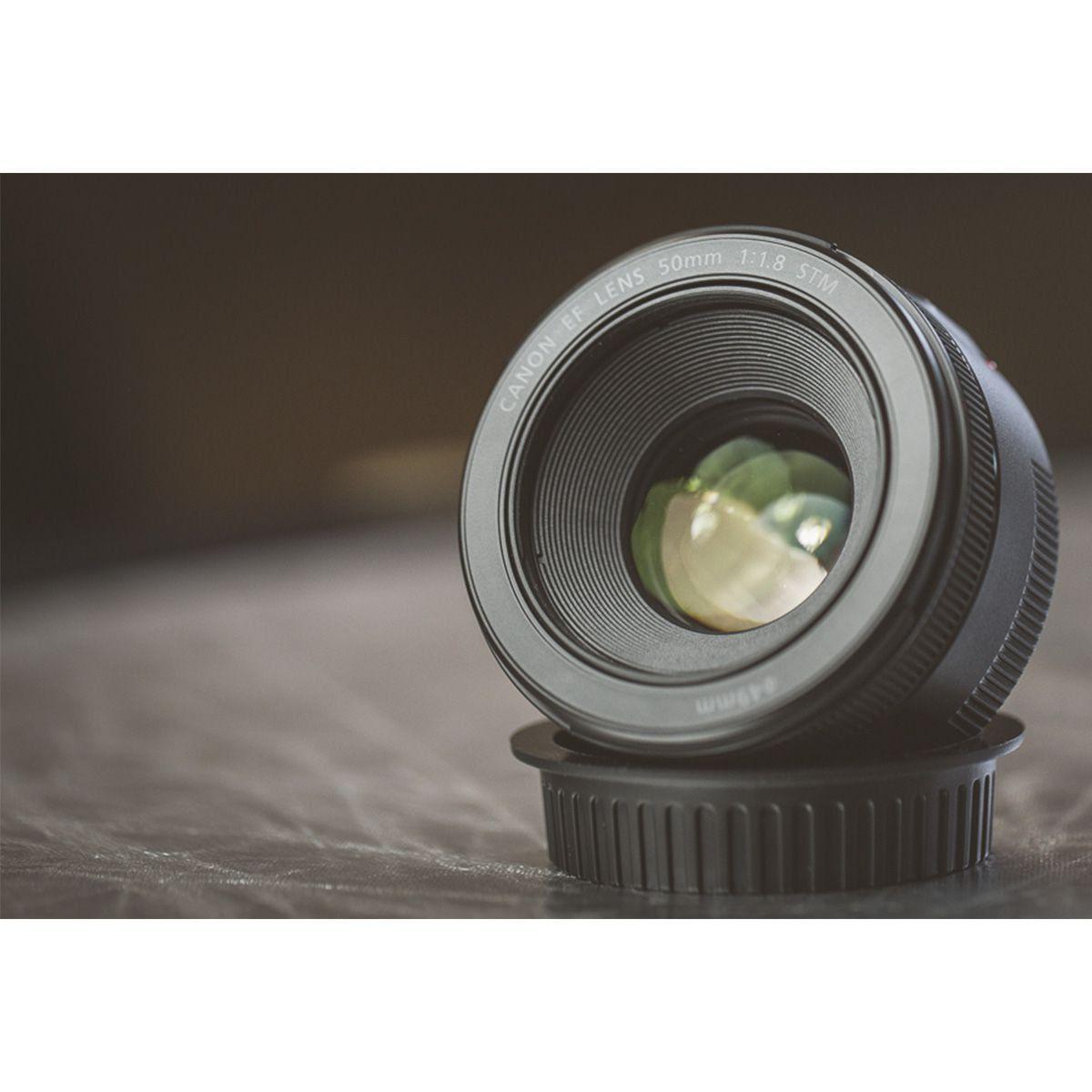 Canon Lente EF 50mm F/1.8 STM