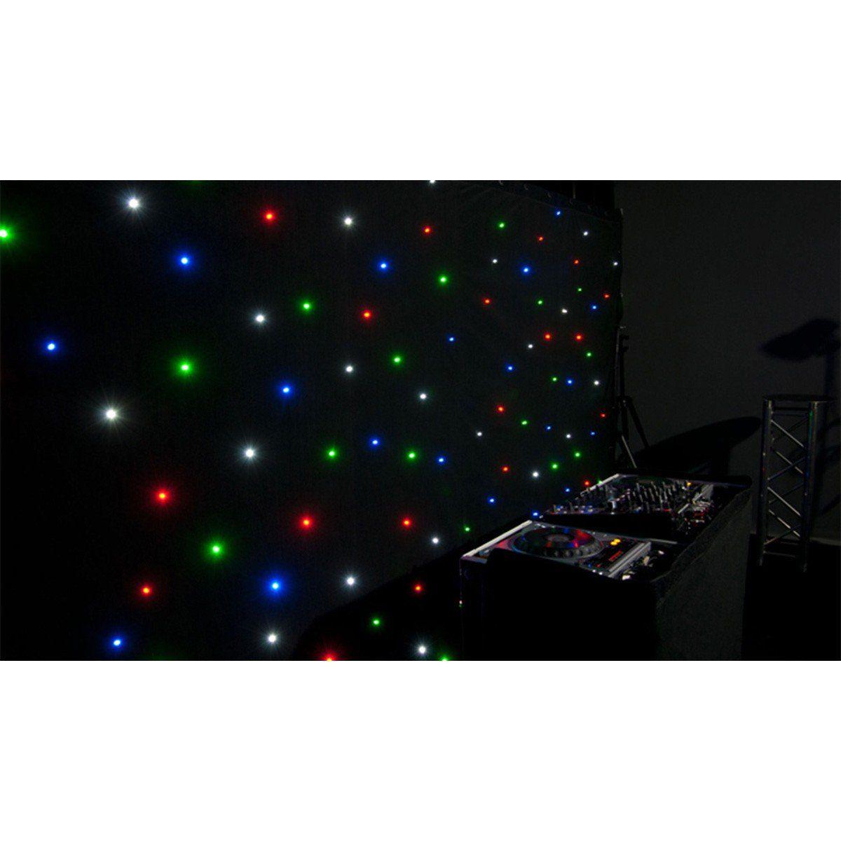 Chauvet Sparkle Drape Cortina de LED Chauvet SparkleDrape para Festas e Eventos