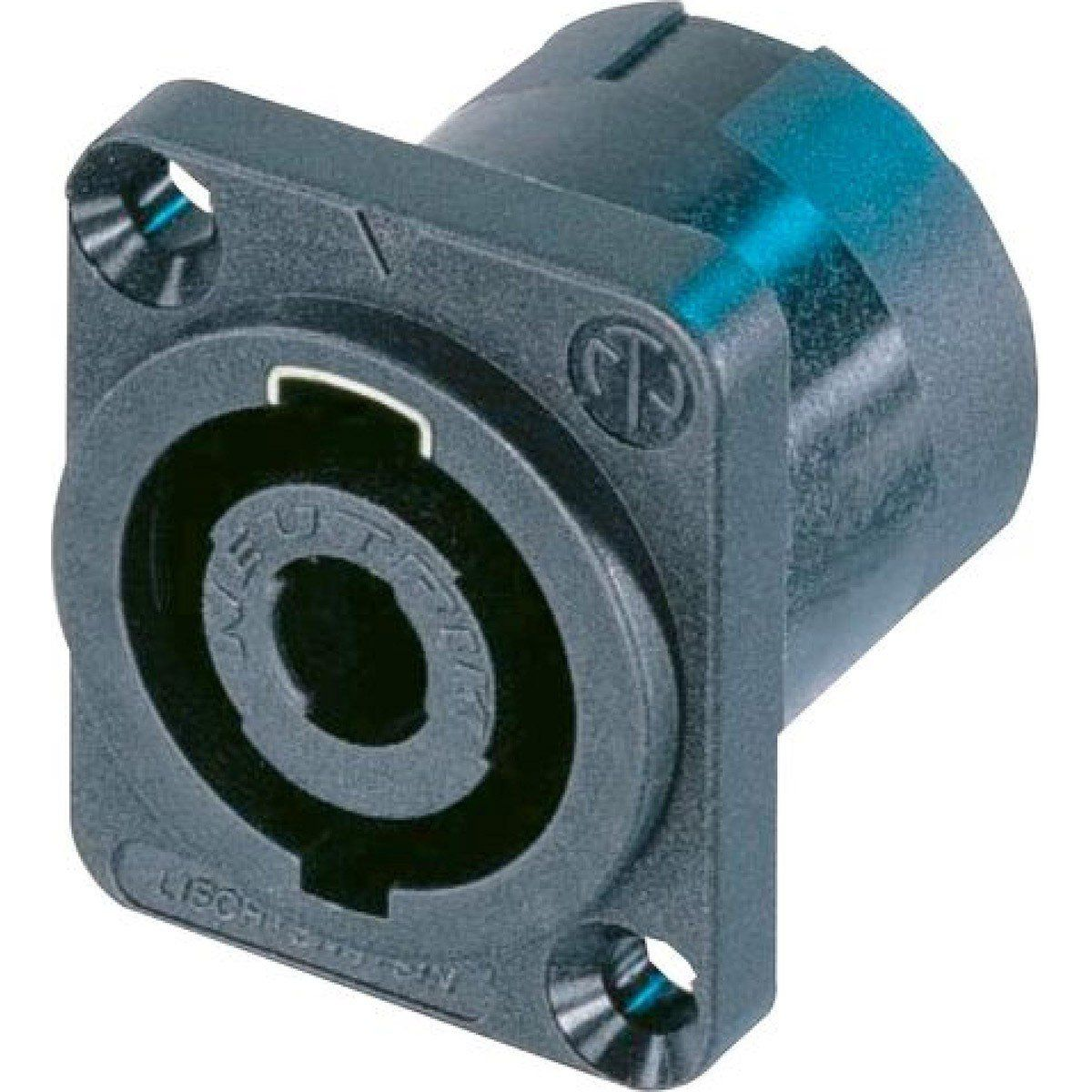 Neutrik NL4MP Conector Speakon Fêmea NL4MP 4 Polos