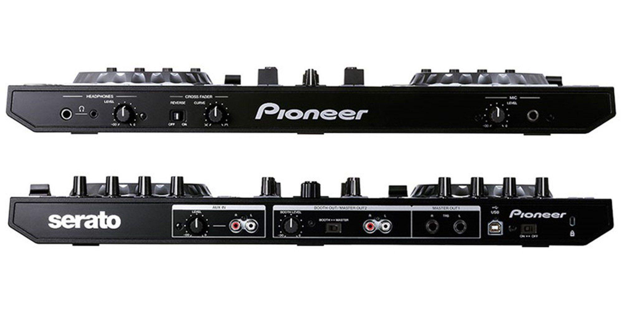 Pioneer DDJ-SR2 Controladora Dj DDJ SR2 2-Canais 4-Decks Serato