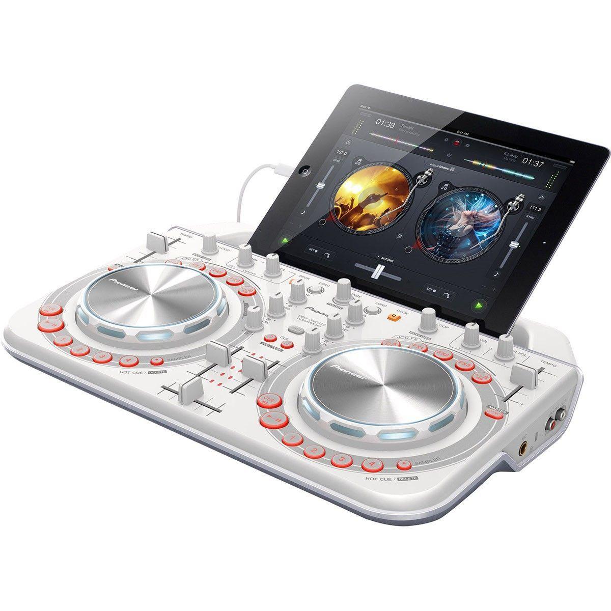 Pioneer DDJ-WEGO2 Controladora DJ DDJ WEGO2 2-Canais 4-Decks Virtual DJ