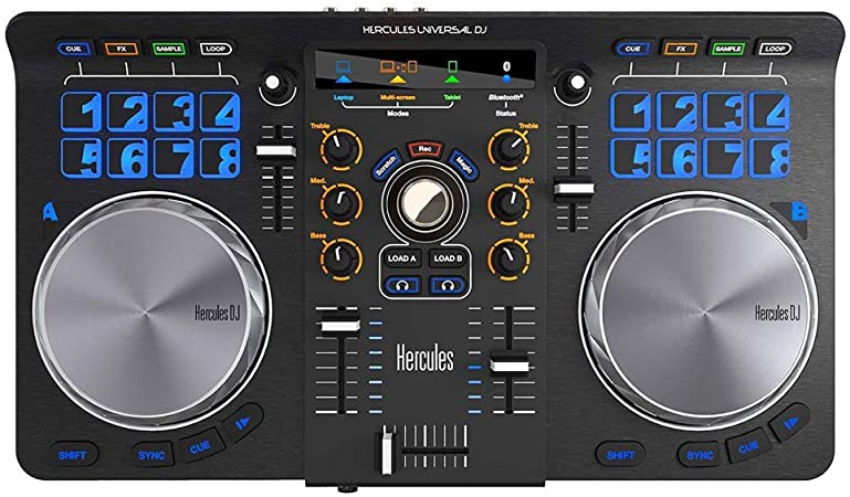 Controladora Hercules Universal DJ