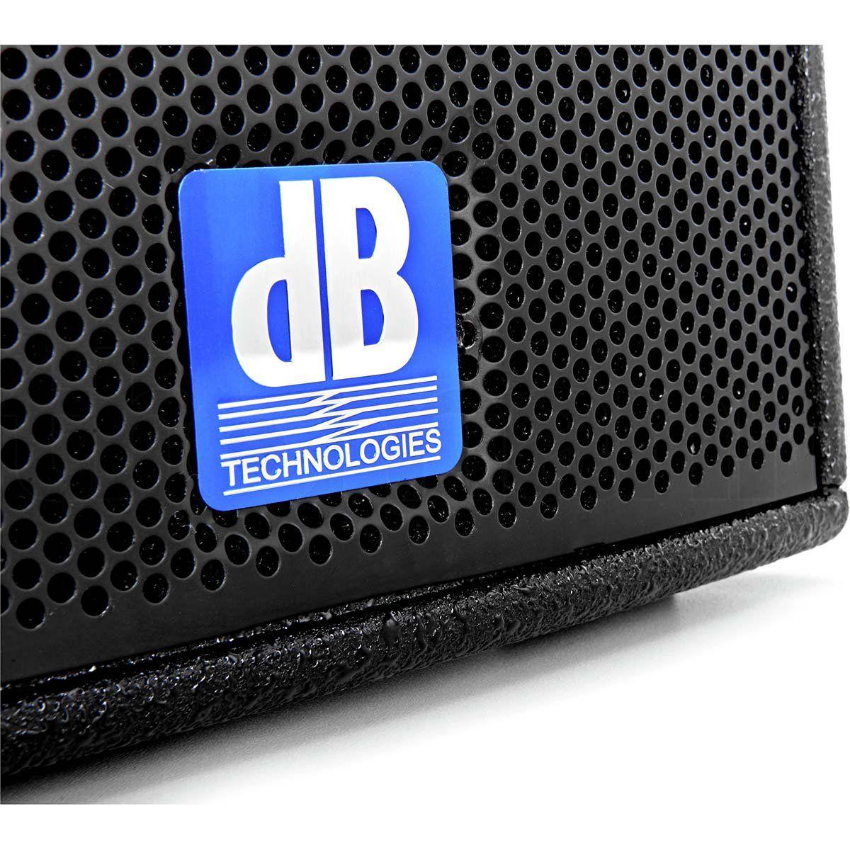 DB Technologies Flexsys F8 Caixa de Som  Flexsys F8 Ativa