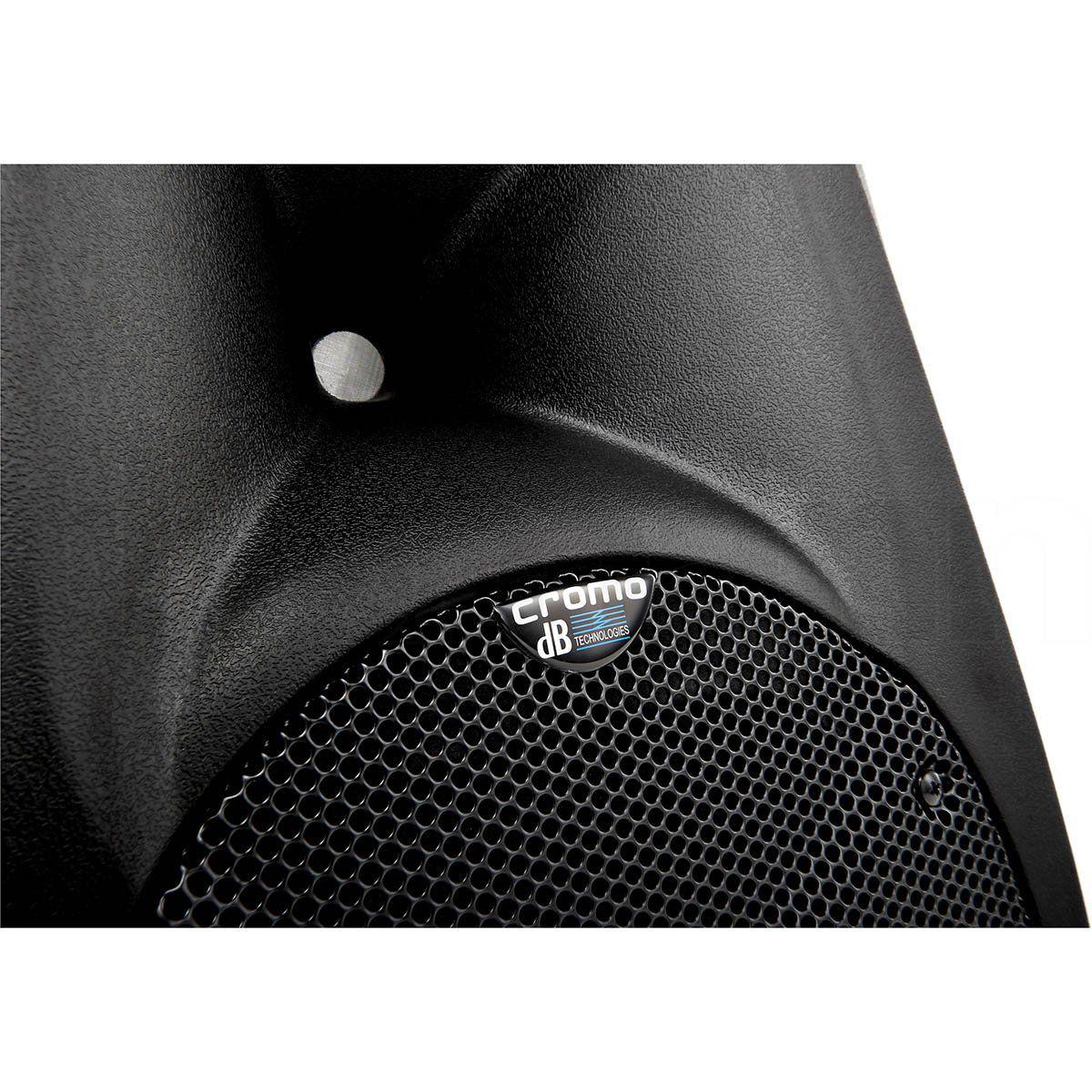 dB Technologies Cromo 12+ Caixa de Som Cromo12+ Ativa Acústica 600W para Vocais