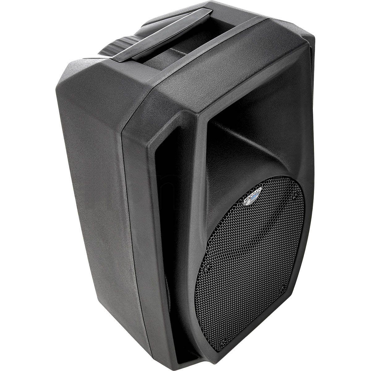 dB Technologies Cromo 10+ Caixa de Som Cromo-10+ Ativa Acústica para Salões e Discurso