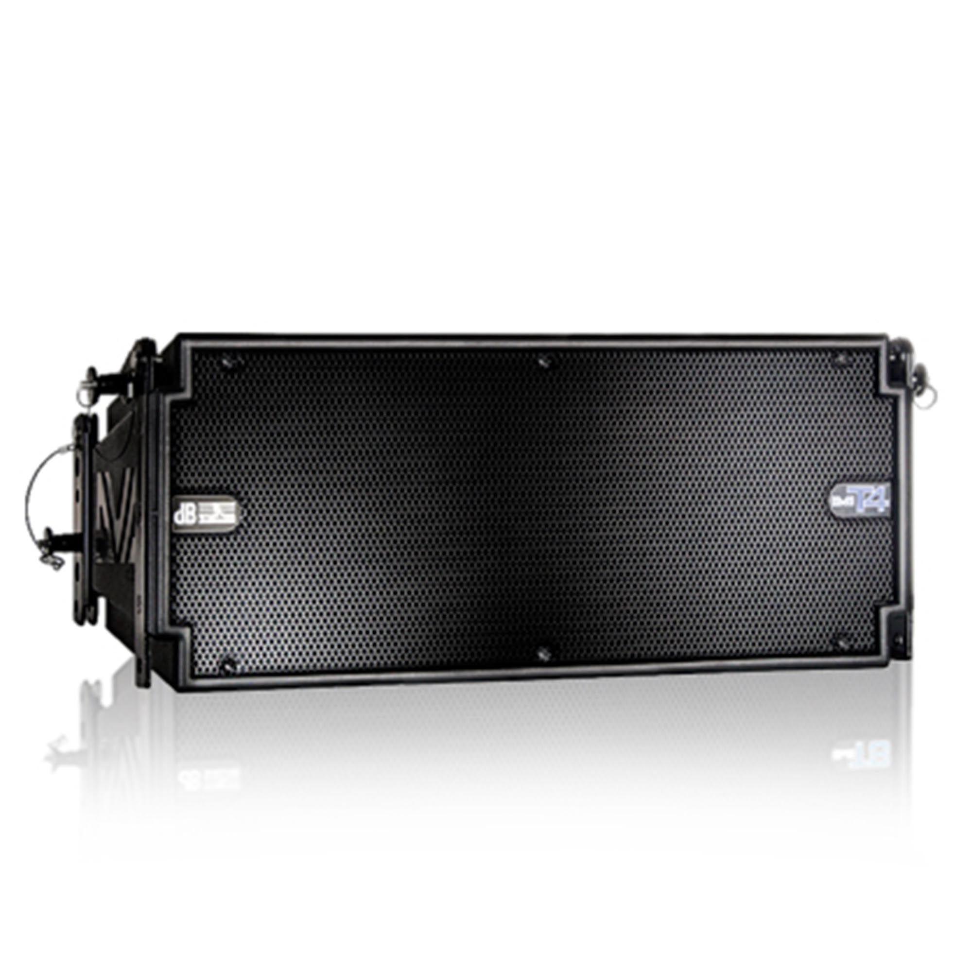 dB Technologies DVA T4 Line Array Caixa de Som - Usado