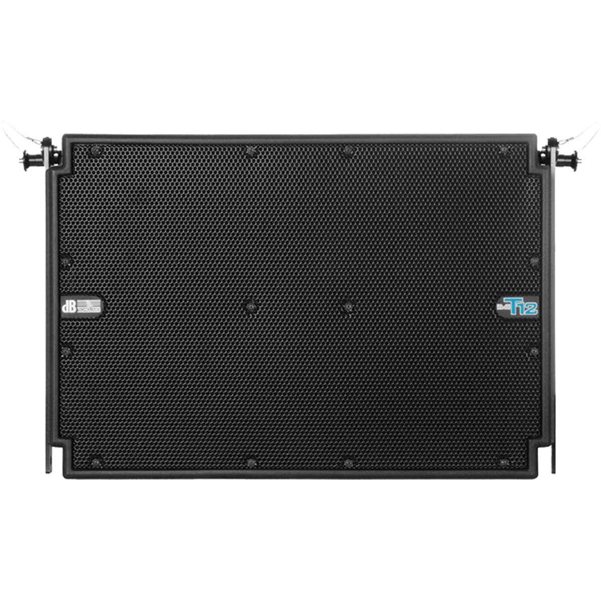 dB Technologies DVA T12 Caixa de Som DVA T-12 Ativa 1500W para Clubes e Eventos