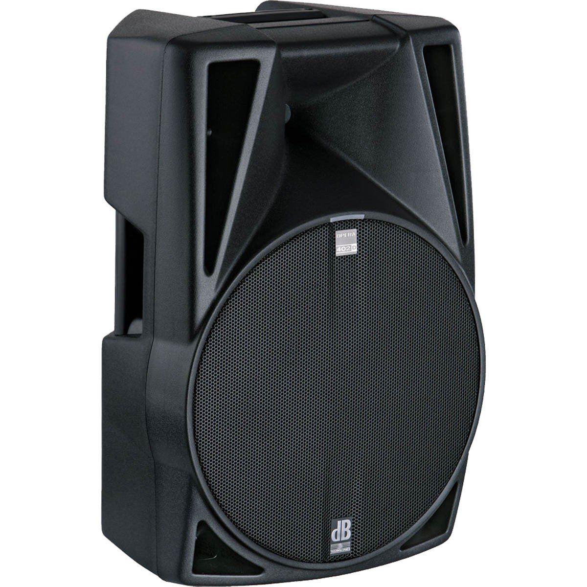 dB Technologies Opera 402D Caixa de Som 402-D Acústica Ativa 400W de Alta Performance