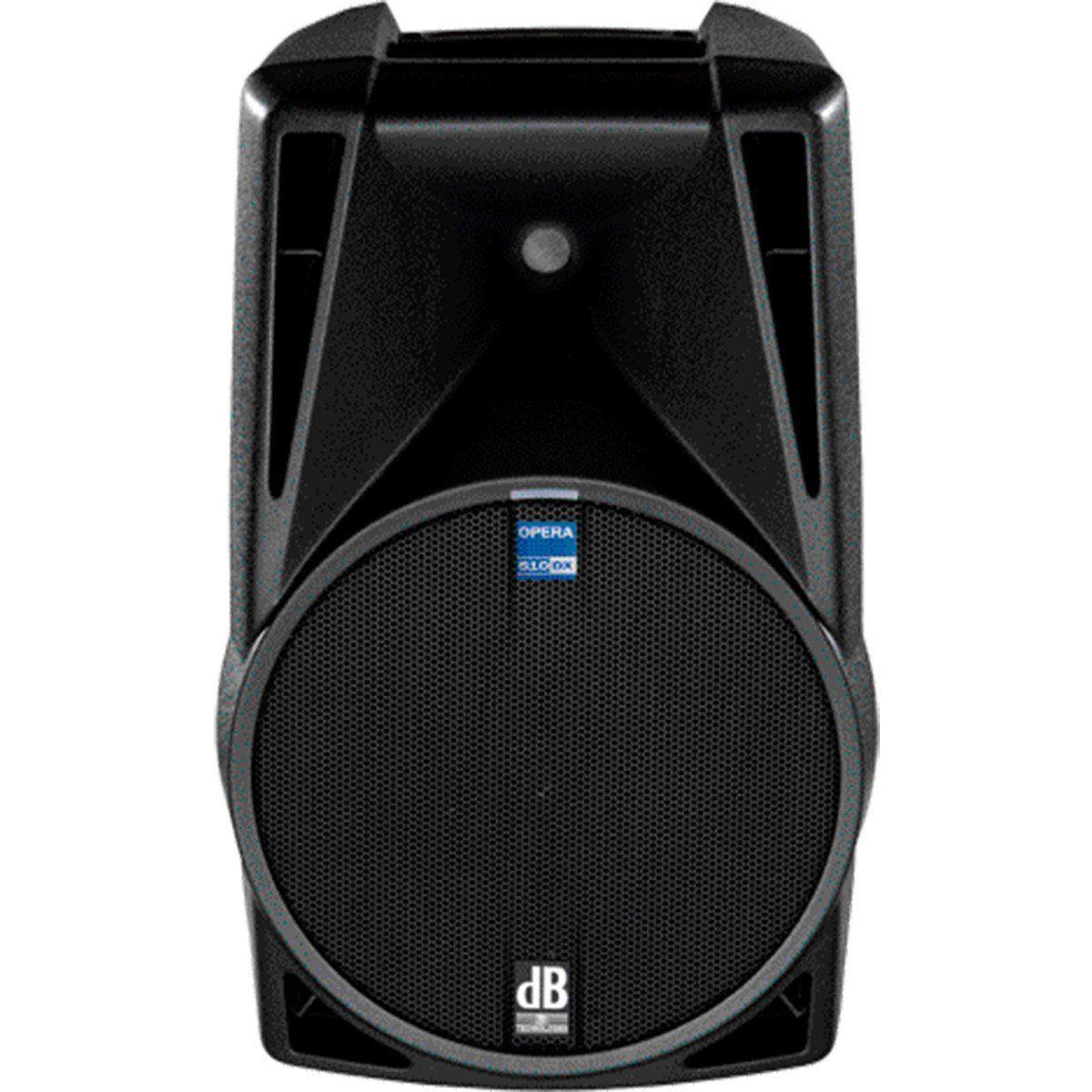 dB Technologies Opera 510DX Caixa de Som 510-DX Acústica Ativa 400W Música ao Vivo