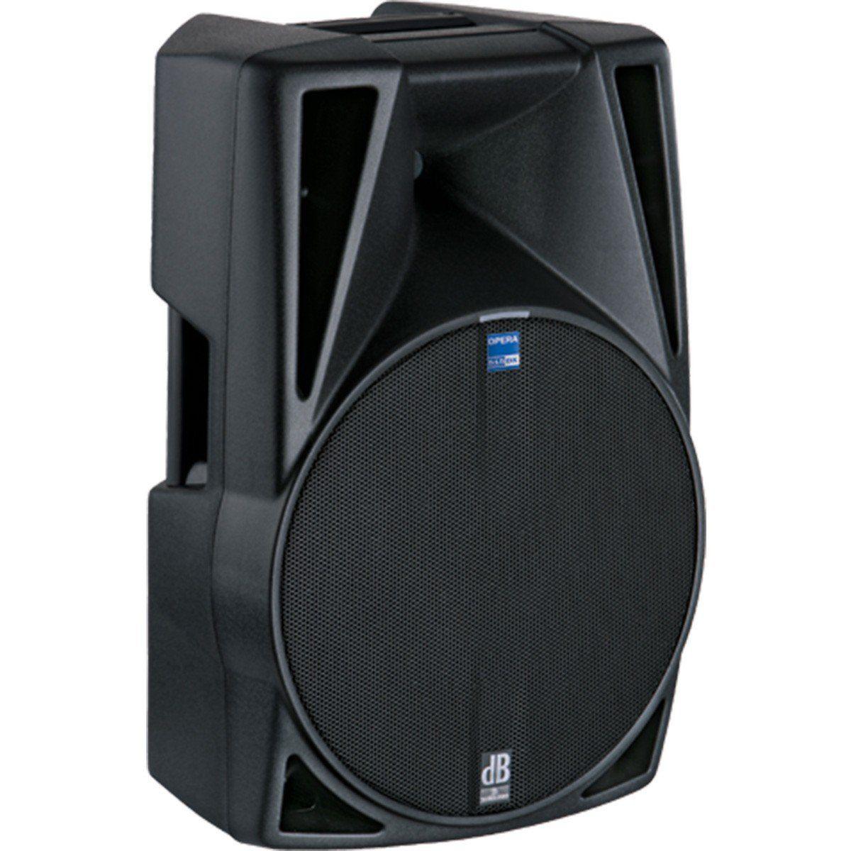 dB Technologies Opera 515DX Caixa de Som 515-DX Acústica Ativa 500W Profissional