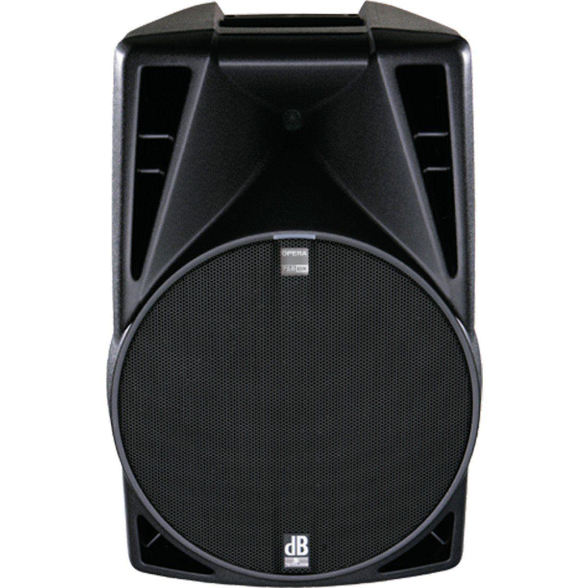dB Technologies Opera 715DX Caixa de Som 715-DX Acústica Ativa 700W para Playback