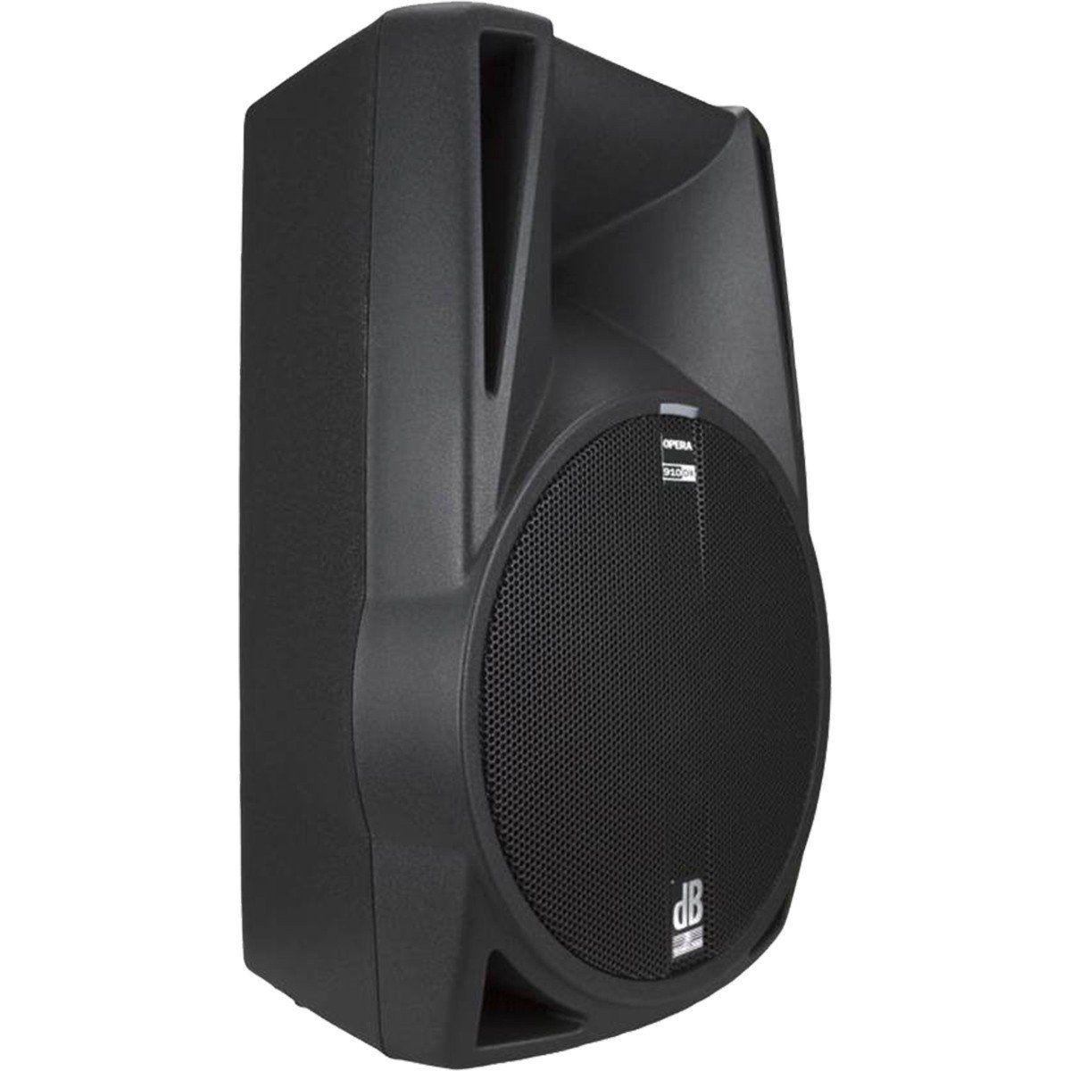 dB Technologies Opera 910DX Caixa de Som 910-DX Acústica Ativa 900W para Playback