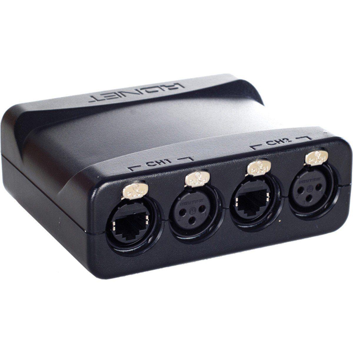 dB Technologies RDNET Control 2 Interface de áudio RDNET Control-2 Sistema de Som PA