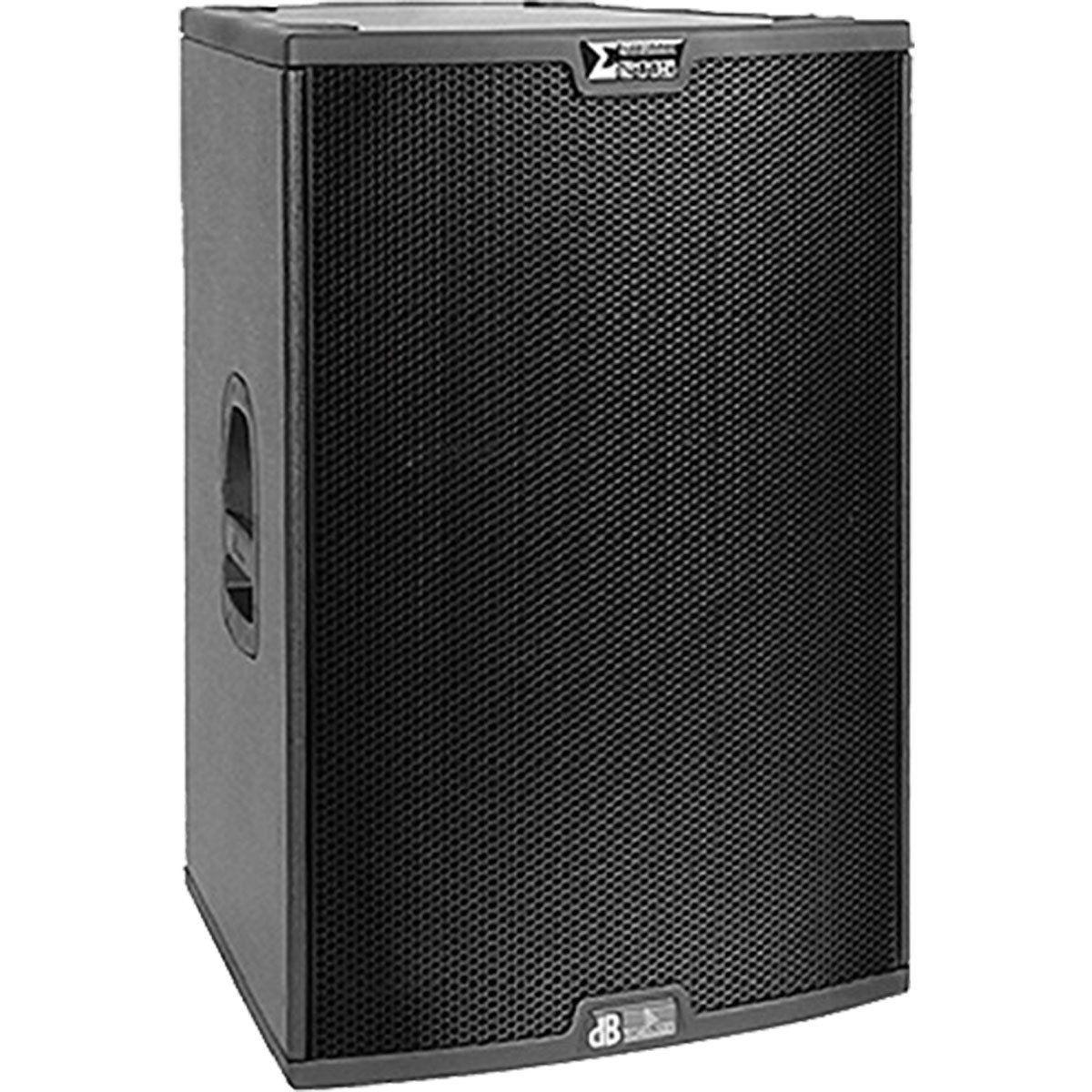 dB Technologies Sigma S215 Caixa de Som S-215 Ativa 1400W Amplificação Profissional