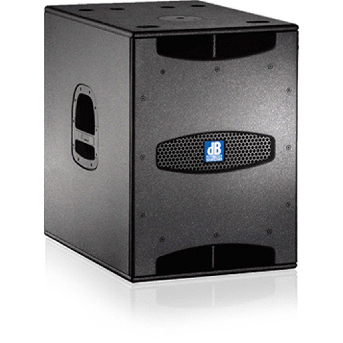 dB Technologies Sub 15D Caixa de Som Sub-15-D Subwoofer Ativo 800W para Flexsys