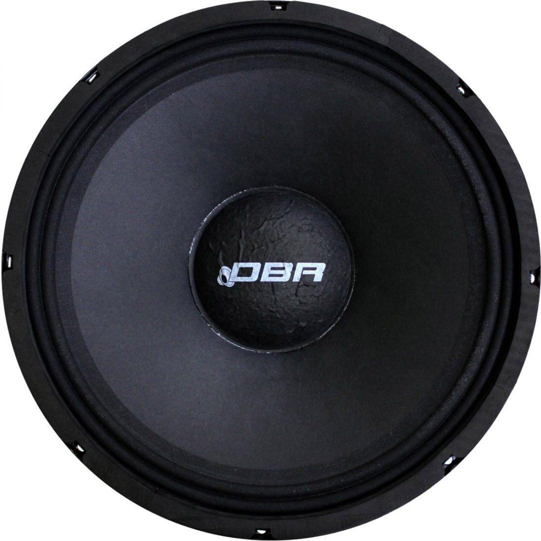 """Dbr PW15 Woofer Alto Falante Profissional de 15"""" com 500W de Potência Musical"""