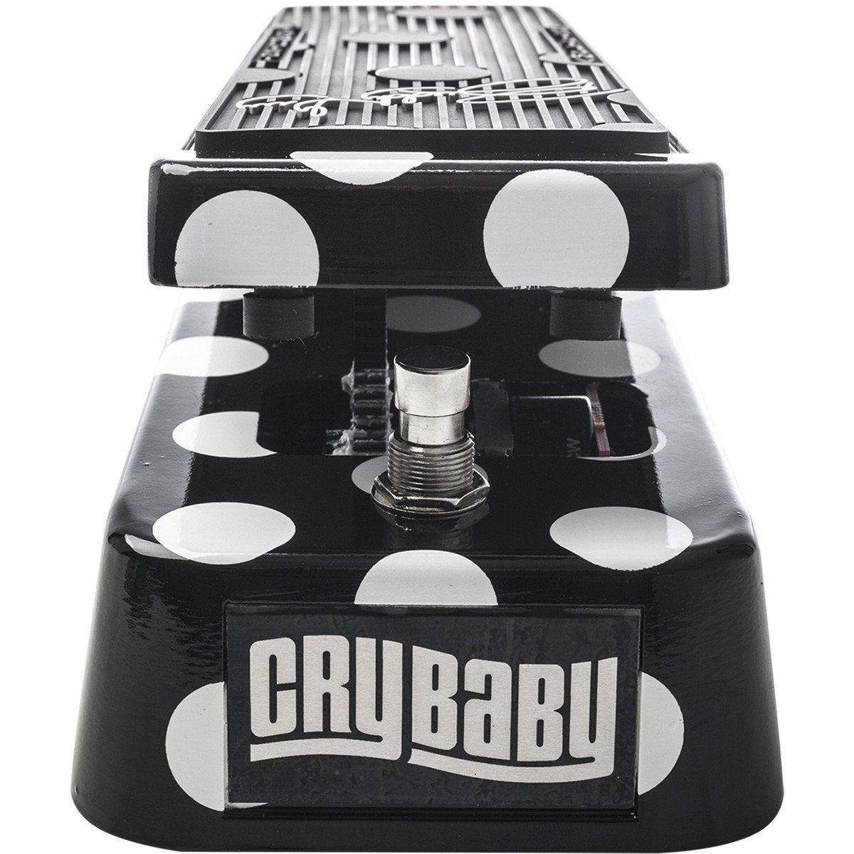 Dunlop BG95 Crybaby Pedaleira de Efeitos Pedal para Guitarra assinado por Buddy Guy