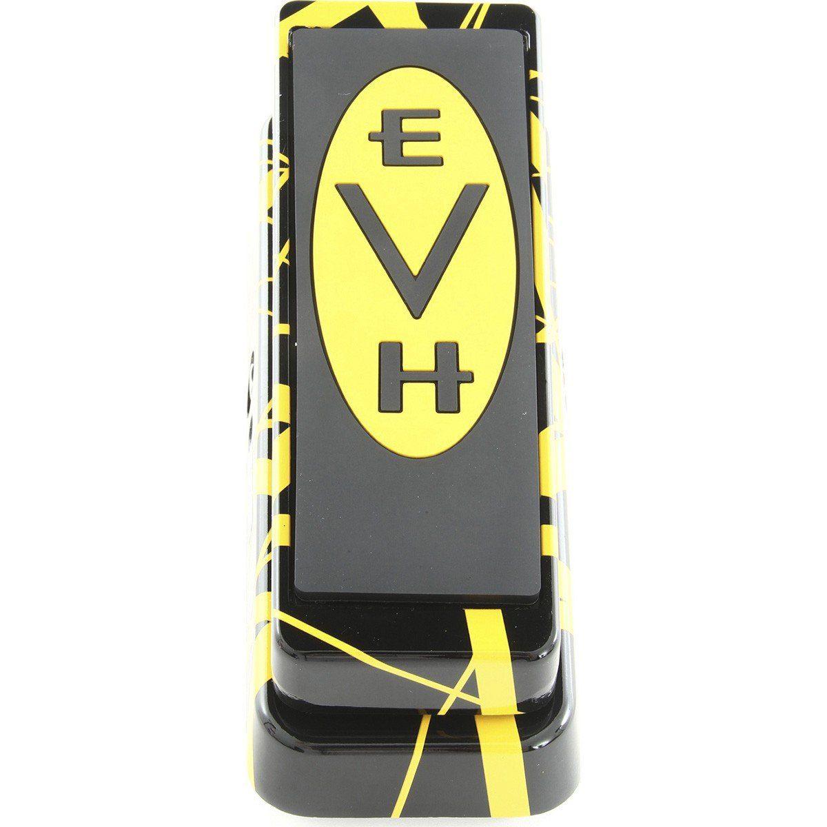 Dunlop EVH95 Crybaby Pedaleira de Efeitos Wah Wah Pedal para Guitarra EVH