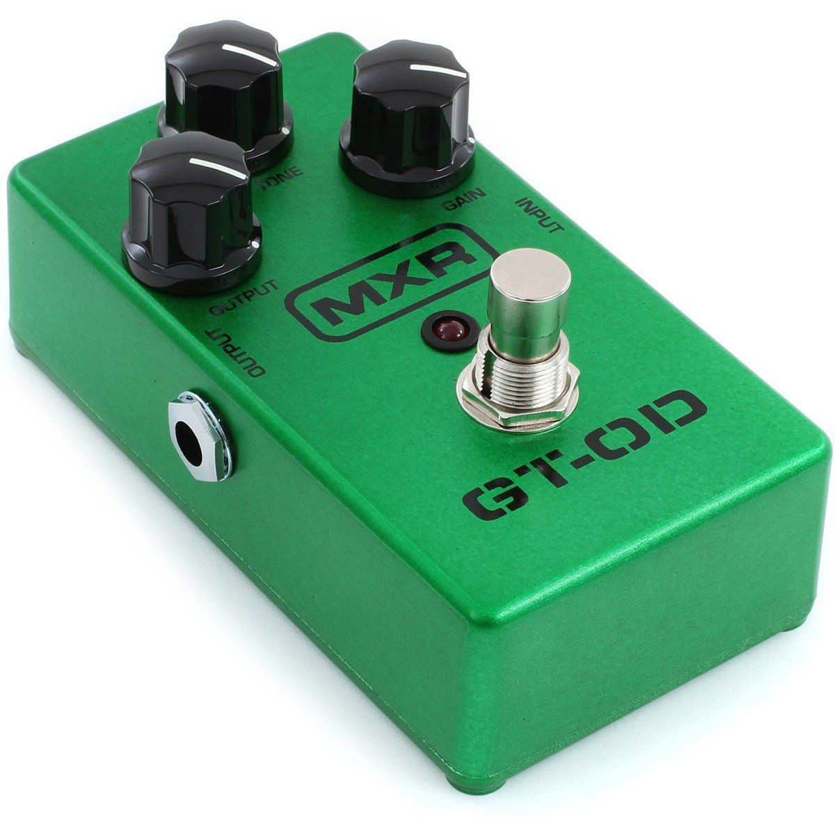 Mxr M193 GT-OD Overdrive Pedal Simples e Completo