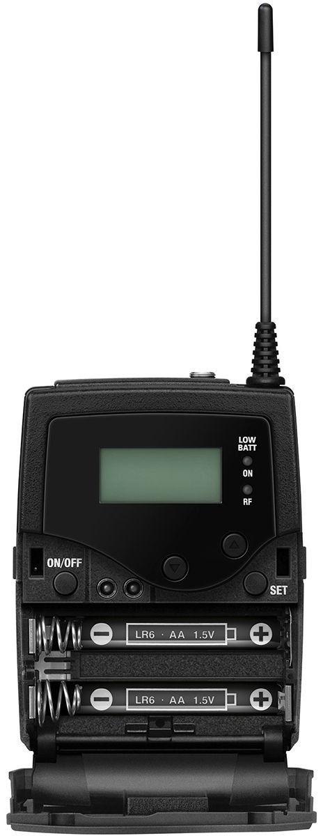Sennheiser EK 100 G4 Receptor sem fio EK100G4 para sistemas sem fio