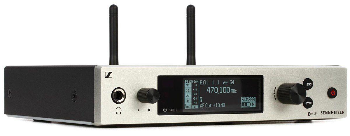 Sennheiser EW 300 G4-BASE SK-RC Sistema para microfone sem fio EW 300 G4 Base SK RC