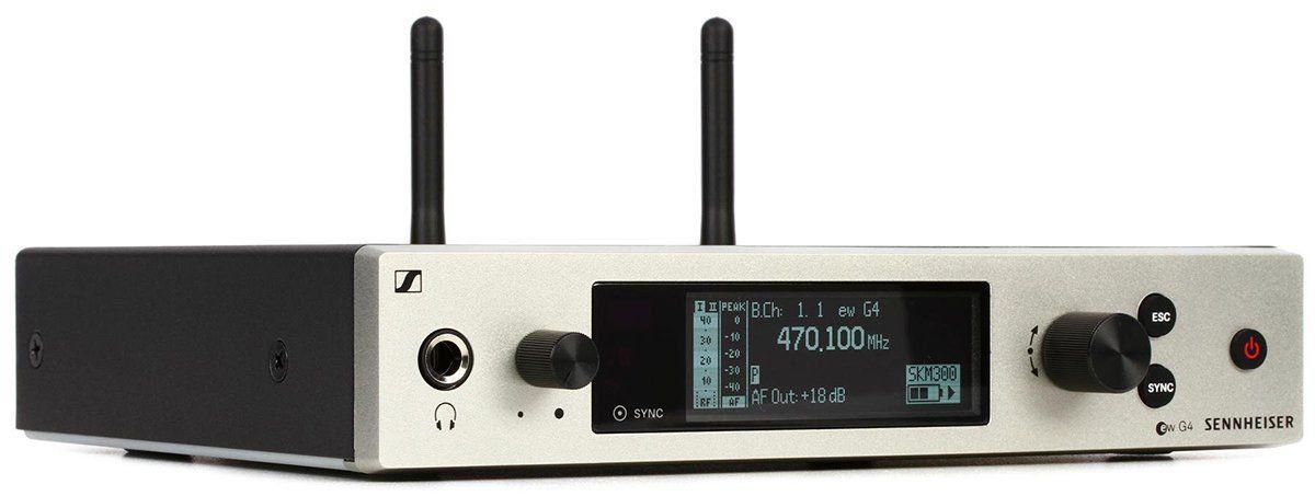 Sennheiser EW 300 G4-BASE SKM-S Sistema com microfone sem fio EW 300 G4 Base SKM S